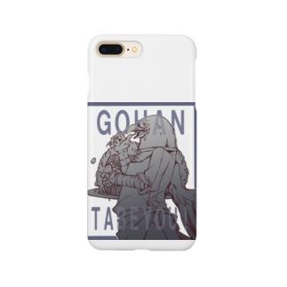 GOHAN カラスさんと! Smartphone cases