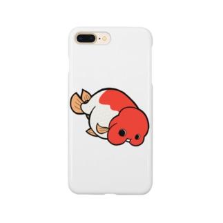らんちゅう Smartphone cases