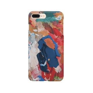 パレット風スマホケース Smartphone cases