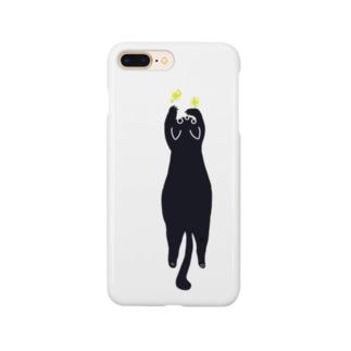 とぎとぎ黒猫 Smartphone cases