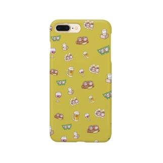 YURU居酒屋(からし) Smartphone cases