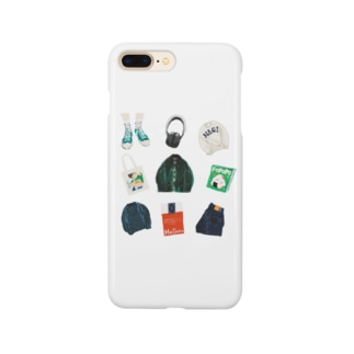 city boys Smartphone cases