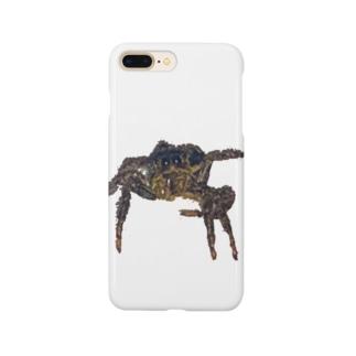 ハエトリグモちゃん Smartphone cases