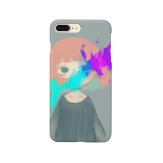 虹の真下の林の無常 Smartphone cases