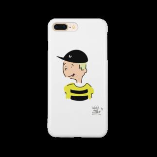uhei331のKATSUOKUN Smartphone cases