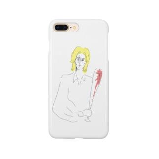 バトル美少年 Smartphone cases