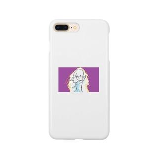 能力発動系ガール Smartphone cases