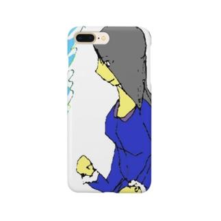 能力発動系ガール2 Smartphone cases