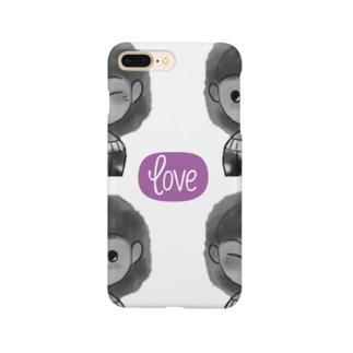 いろいろノビィ Smartphone cases