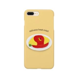 おいしい川下り Smartphone cases