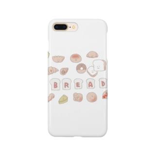 なかよしパン屋さん Smartphone cases