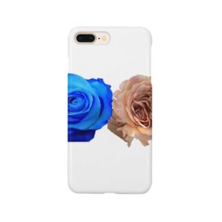 バラちゃん Smartphone cases