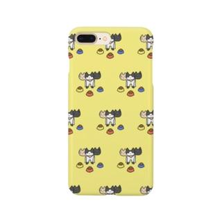 にゃるにゃろす スマホケース Smartphone cases