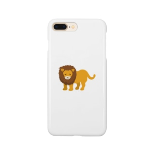 らいおーん Smartphone cases