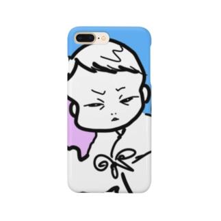 七三あかちゃん  Smartphone cases