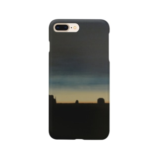 美しい夜明け Smartphone cases