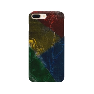 木版画さん Smartphone cases