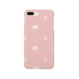 まるペンギン(エンペラー) Smartphone cases