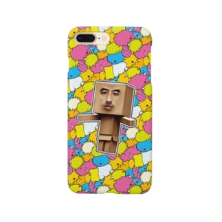 -現代版護符-MAYOKE パニック版 Smartphone cases