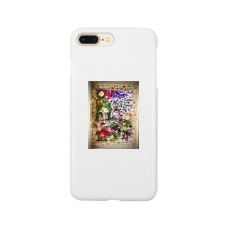 花🌼の妖精さん Smartphone cases