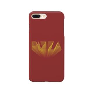 ピザ ロゴ Smartphone cases