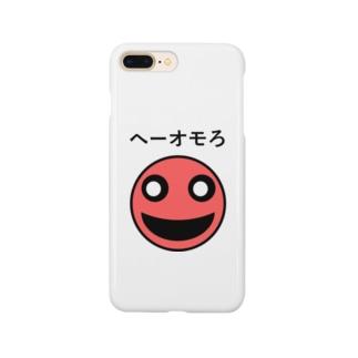 笑顔上手くん Smartphone cases