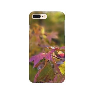 もみじちゃん Smartphone cases