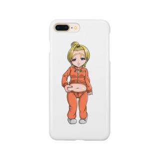 ぷに子 Smartphone cases
