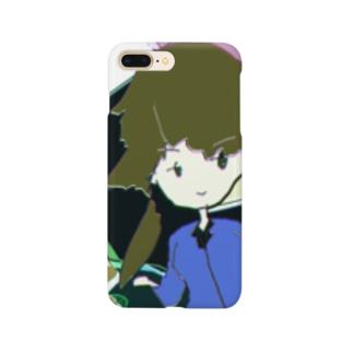 芸術的なガール2 Smartphone cases