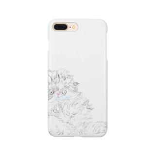migru cat Smartphone cases