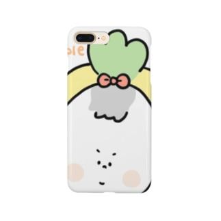 えだまるのパイナップル☆ちえみ Smartphone cases