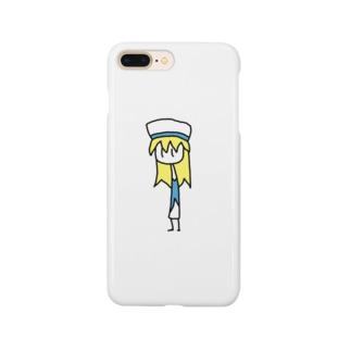 AL製菓の水夫の色々 Smartphone cases