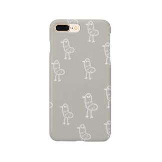 トリさん Smartphone cases