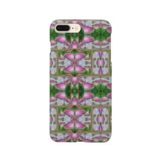 レトロマッシュルーム・ムレオオフウセン Smartphone cases