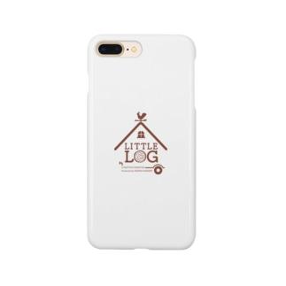 コレデ オンラインショップのLITTLE LOG Smartphone Case