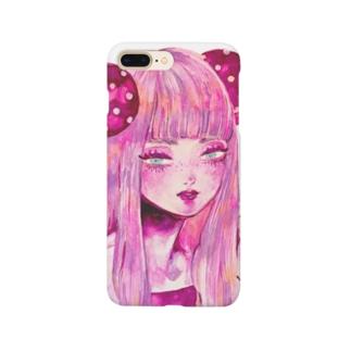 Azami Eimi🥀のセントポーリア Smartphone cases
