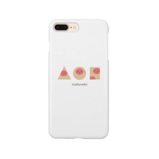 おサルやろ Smartphone cases
