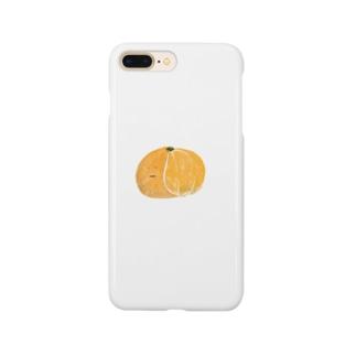 三ヶ日みかんくん Smartphone cases