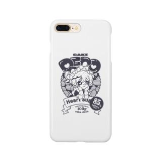 おかしなルルちゃん イレブン用 Smartphone cases