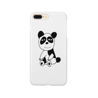 パンダスマホケース Smartphone cases