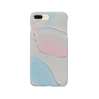 Yoshiki houseのFly to the moon Smartphone Case