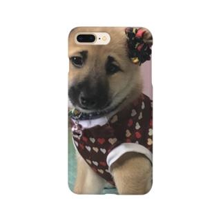 小梅ちゃん Smartphone cases