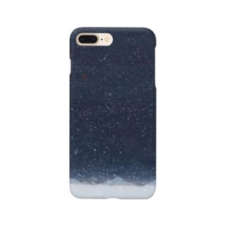 越冬 Smartphone cases
