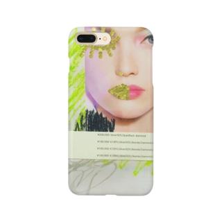 collage no.    【cut line 】 Smartphone cases