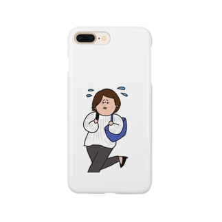 いそがしじょし Smartphone cases