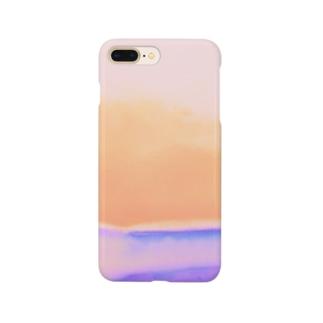 Orange view Smartphone cases