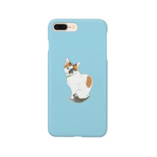 ネコ の めいちゃん Smartphone cases