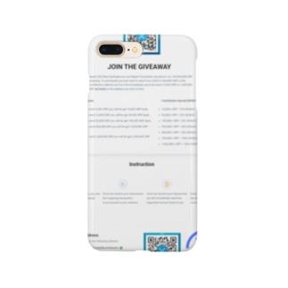 詐欺師の詐欺サイトデザイン Smartphone cases