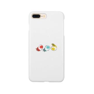みつおばけ Smartphone cases