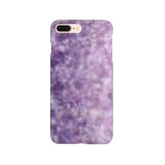宇宙はかわいい Smartphone cases